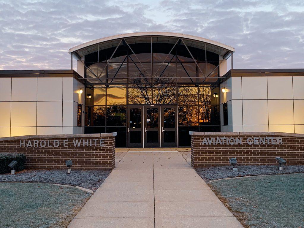 Harold E. White Aviation Center at Lewis University